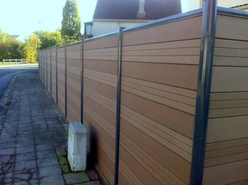Style ext rieur reims cl ture for Cloture mur exterieur